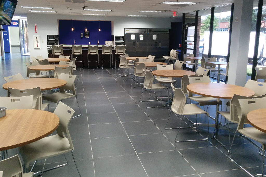 Royal Phoenix Campus Interior