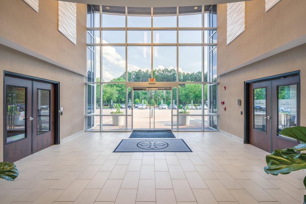 Stratford Hall Interior